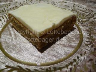 Amaretto kage | Lottebager.dk | Bageopskrifter, kageopskrifter og opskrifter på tærte m.m.