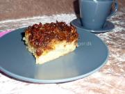 Bacon drømmekage | Lottebager.dk | Bageopskrifter, kageopskrifter og opskrifter på tærte m.m.