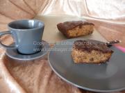 Banankage med chokolade | Bageopskrifter, kageopskrifter og opskrifter på tærte m.m.