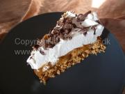 Banofee pie | Lottebager.dk | Bageopskrifter, kageopskrifter og opskrifter på tærte m.m.