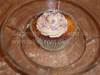 Citron muffin med chokolade-top | Bageopskrifter, kageopskrifter og opskrifter på tærte m.m.