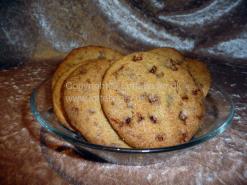Cookies med Daim | Lottebager.dk | Bageopskrifter, kageopskrifter og opskrifter på tærte m.m.
