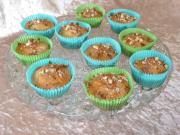 Daim muffins  | Lottebager.dk | Bageopskrifter, kageopskrifter og opskrifter på tærte m.m.