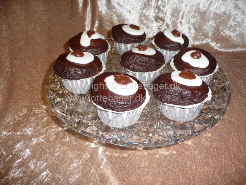 Muffins Med Chokolade