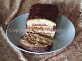 Bounty bar kage | Bageopskrifter, kageopskrifter og opskrifter på tærte m.m.