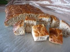 Oregano brød | Lottebager.dk | Bageopskrifter, kageopskrifter og opskrifter på tærte m.m.
