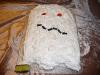 Halloween spøgelseskage | Lottebager.dk | Bageopskrifter, kageopskrifter og opskrifter på tærte m.m.