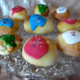 Fastelavnsboller med vanilliecreme