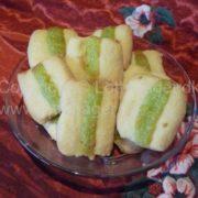 Finskbrød med pistacie - julesmåkager