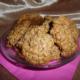 Havregryns cookies - bageopskrift