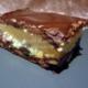 Kage med flødeost og chokolade - bageopskrift