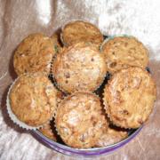 Kokoskager med fyld - bageopskrift