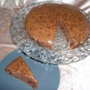 Marsbar kage