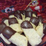 Nøddebjælker - julekager